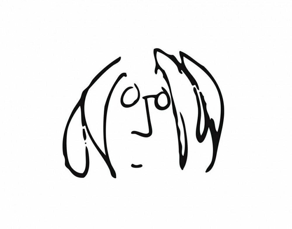 Lennon_sketch