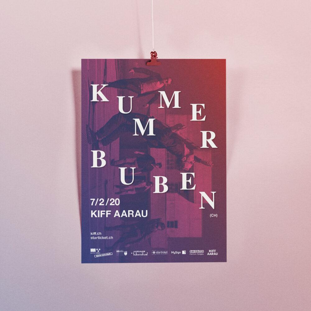 Ki FF Plakat Kummerbuben