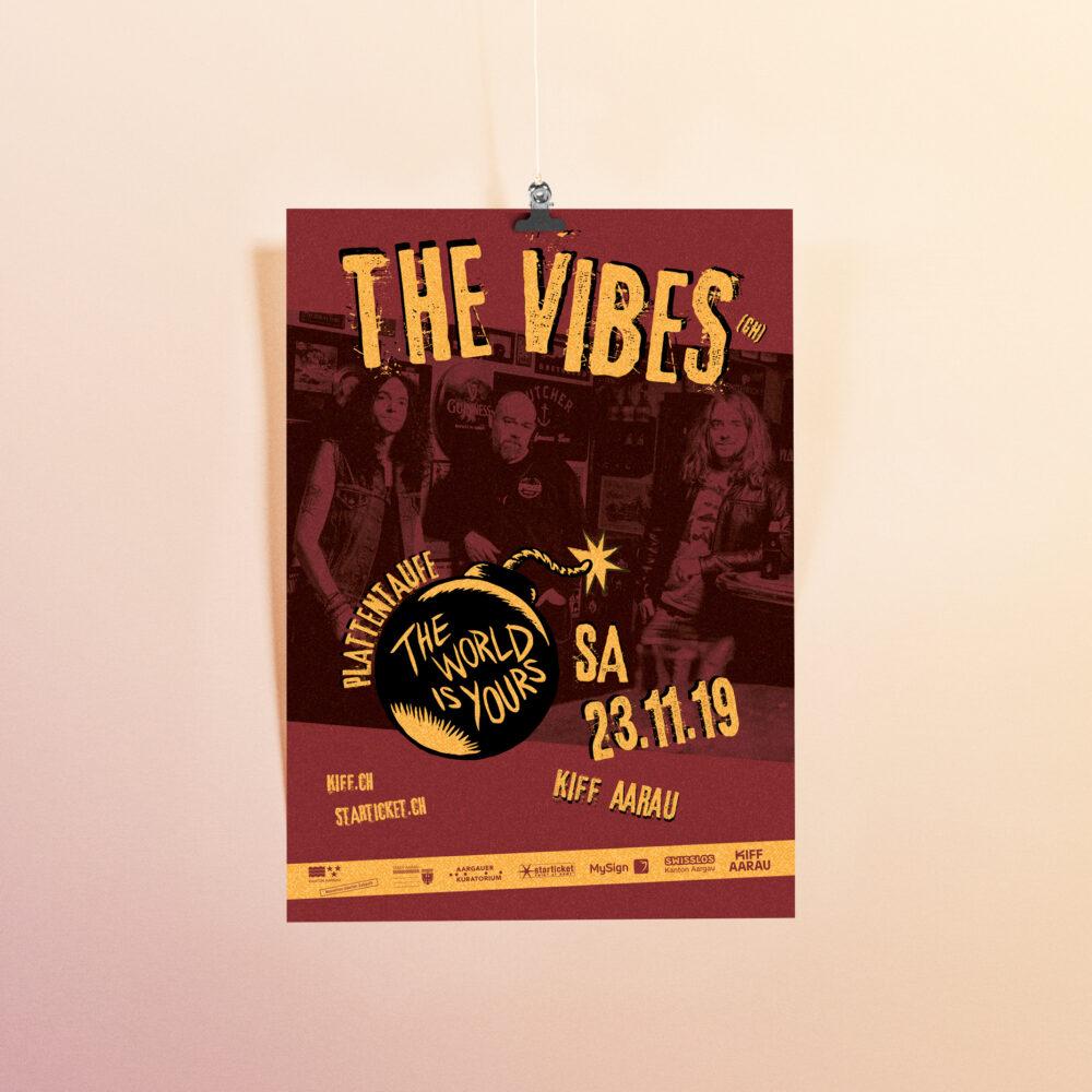 Ki FF Plakat Vibes